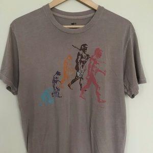 Paul Frank Graphic T-shirt - Size M Unisex